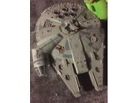 Star Wars millennium falcon top spec