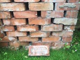 Thomas & Co Wellington reclaimed bricks