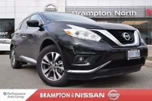 2017 Nissan Murano SL AWD Dealership Demo*Leather, Navigation*