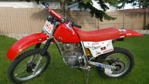 2001 honda xr200r $2100 REDUCED to 1700$ firm