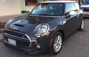 2016 MINI COOPER S 3 Door  - take over lease INCENTIVE $1000.00