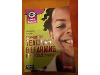 Level 3 Diploma Supporting Teaching & Learning in Schools (Primary)