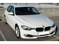 BMW 3 SERIES 320D SE XDRIVE EfficentDynamics / idrive control lcd screen DAB Radio cd usb aux iphone