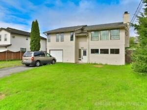 3. bedroom upper level in a house near VIU