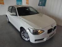 2012 BMW 1 SERIES 2.0 116D SE 5D 114 BHP DIESEL
