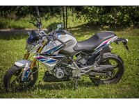 BMW G310R ... As new less than 500miles