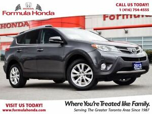 2013 Toyota RAV4 LIMITED | AWD | LOADED - FORMULA HONDA