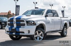 2013 Ram 1500 Sport CREW CAB LOADED WITH 4 LIFT KIT