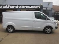 2014 Ford Transit Custom 290 Limited 2.2TDCi 125ps L2H1 LWB *Fully Loaded* Diese