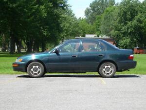 1996 Toyota Corolla Sedan