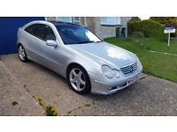 Mercedes-Benz CLC Kompressor 200 163PS Very Good Condition