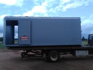 22ft truck box
