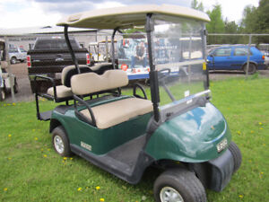 2012 EZ-GO RXV ELEC. CUSTOM GOLF CART * FINANCING AVAILABLE