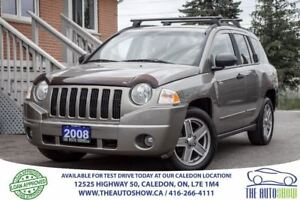 2008 Jeep Compass Sport | ONTARIO VEHICLE