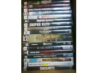 17 PC Games, Various Genres