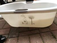 Disney Winnie the Pooh Baby Bath and Top and Tail Bowl