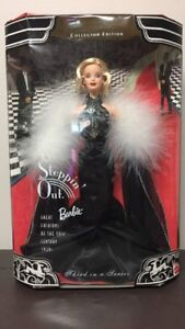 Steppin' out Barbie Doll. New in box