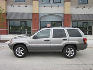 2002 Jeep Grand Cherokee Laredo Moonroof Select Trac