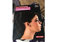 City in guilds text book level 2 VRQ diploma in hairdressing