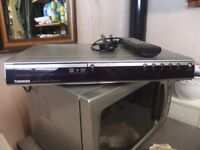 Toshiba RD-XS25SB HDD and DVD video recorder