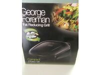 George Forman small grill