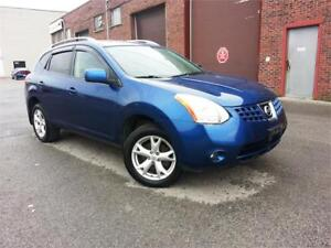 2008 Nissan Rogue 4X4/TOIT/SIEGES CHAUFFANT/MAGS/A/C/GROUPE ELEC