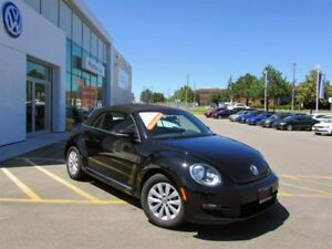 2013 Volkswagen The Beetle Convertible Comfortline 2.5L 6sp at T
