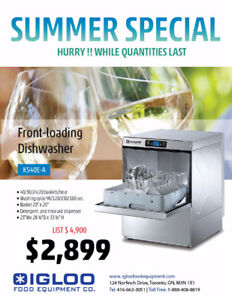 FACTORY  PRICING COMMERCIAL HOT WATER DISH WASHER