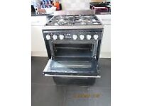 John Lewis Freestanding dual fuel cooker in full working order
