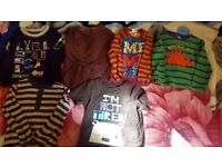 Boys T shirts 2-3year old