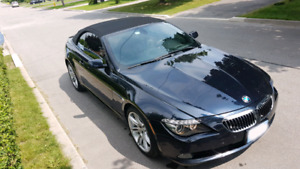 2010 BMW 650i Convertible with M package