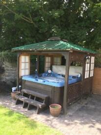 Coast Spa Hot Tub