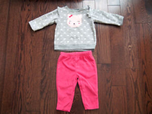 Baby Cute Pants and Sweater