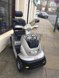 Mobility Scooter X-large Reserved