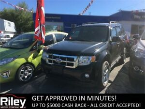 2010 Ford Escape XLT STARTING AT $140.92 BI-WEEKLY
