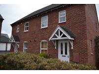 Excellent three bed semi-detached