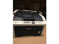 Brother HL-3040CN Laser Colour Printer. Perfect working order. Selling for £40.00