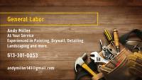 Painting and Landscaping
