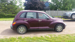 2003 PT Cruiser NEW MVI JUNE 2018