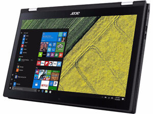 Save $290 Acer Spin Intel Core i5 6th Gen 6200U $509.00