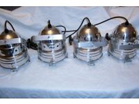 Pulse Par 56 Can - Traditional Theatre Lighting - Chrome