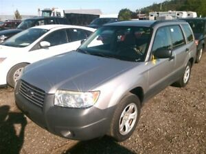 2007 Subaru Forester X AWD/129KMS/AUTOMATIC/LOW KMS !!!