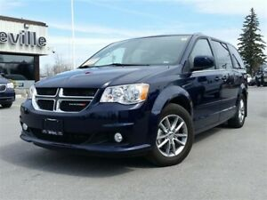 2015 Dodge Grand Caravan SXT Premium Plus-DVD-2ND ROW Power Wind