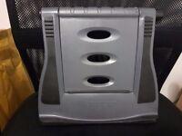 Kensington EasyRiser Laptop Cooling Stand