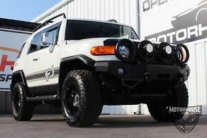 2014 Toyota FJ Cruiser TRD PACKAGE! NO ACCIDENTS!