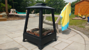 Fire Pit Eco-friendly Ventless