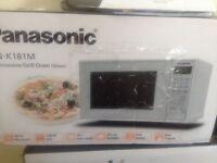 Panasonic nn k181m microwave oven