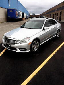 2011 Mercedes-Benz E 350 Class Sedan