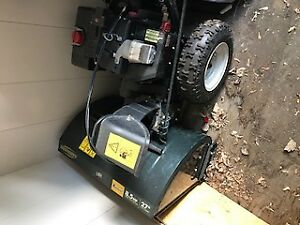 Yard Works Snow Blower for sale
