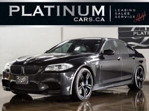 2012 BMW M5 550HP, NAV, HEADS UP